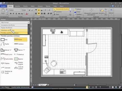 tutorial visio 2010 tutorial microsoft visio 2010 plano de oficina y de