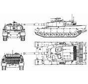 Type 90 Kyū Maru Blueprint  Download Free For