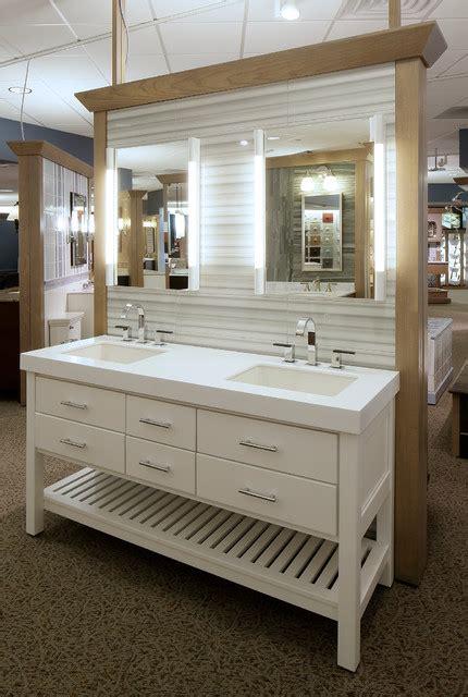 Houzz Kids Bathroom - bertch interlude beach style bathroom new york by best plumbing tile amp stone