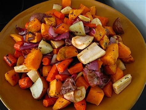 medley of roasted root vegetables root vegetables what are they and what can you do with them