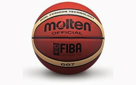 Bola Basket Molten Gg7 Pompa Bagus bouncing memilih bola basket