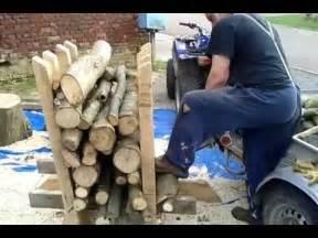 chevalet pour la d 233 coupe du bois en 50