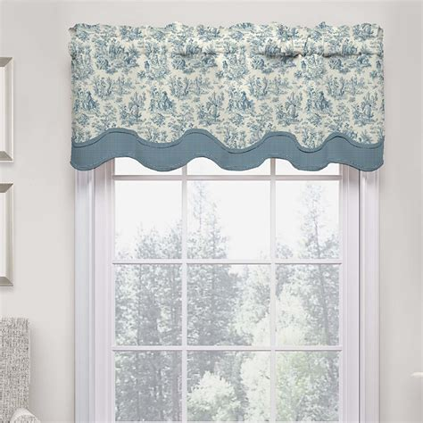 waverly valances waverly charmed wave valance ellery waverly valance