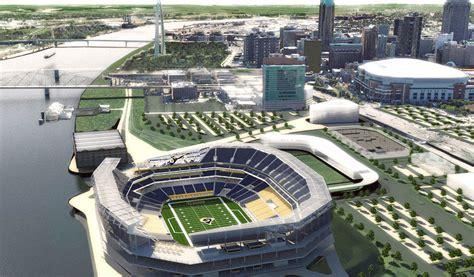 st louis ram stadium city of st louis released photos of new stadium to keep