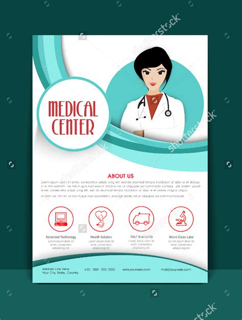 17 Medical Flyer Templates Psd Ai Eps Free Premium Templates Health Flyer Template