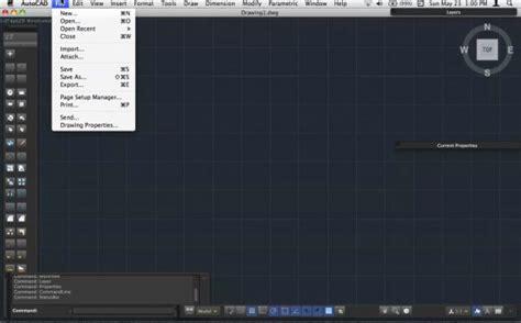layout autocad mac autodesk slams the hammer autocad on the mac in beta