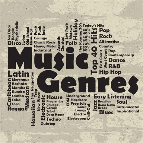 House Genres List 28 Images List Your Favorite Genre Selections Page 2