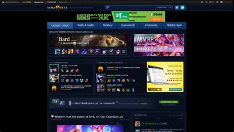 update layout homepage site update new layout search updates league of