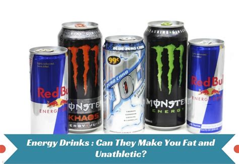 energy drink for you energy drinks can they make you and unathletic