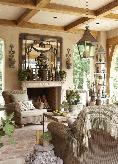 outdoor livingroom seating arrangement around the fireplace rinfret ltd laurel hill beautiful rooms