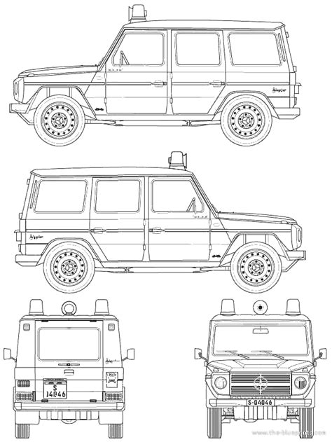 G Wagon Sketches by Index Of Blueprints Mercedes