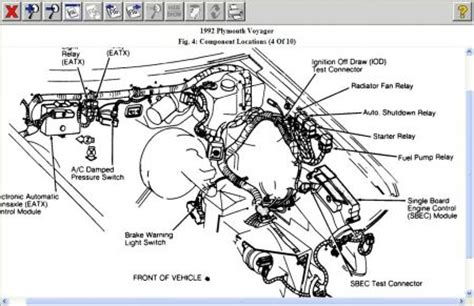 1992 Plymouth Voyager Fuel Pump Wiring Diagrams There Is