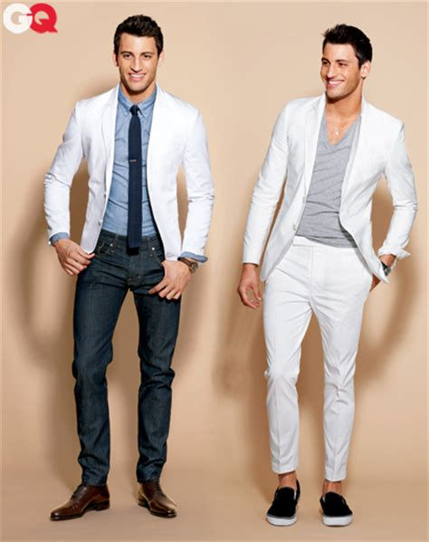 how to wear a white suit for your wedding brides mens style best white suits for men wear it now gq