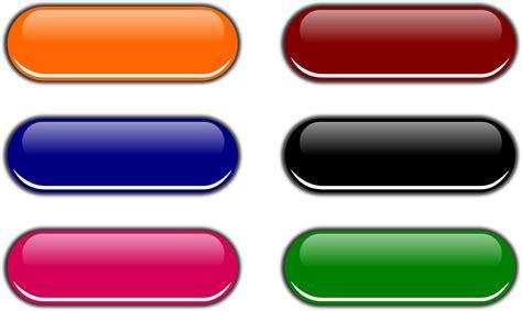 imagenes botones web png vector gratis botones web bot 243 n brillante imagen