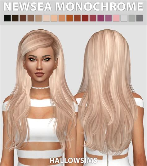 130 besten my the sims 4 cc hair bilder auf 73 best sims 4 cc hair images on sims hair