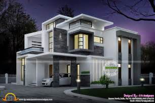 new home design ideas 2015 side elevation view grand contemporary home design
