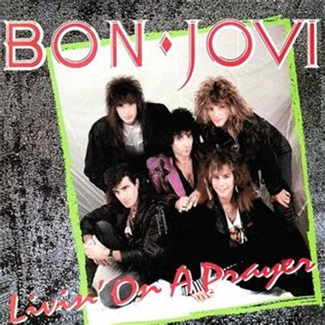 bon jovi livin on a prayer livin on a prayer bon jovi drum sheet music