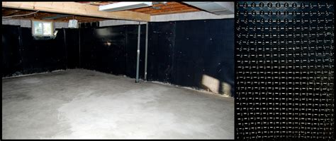water proofing a basement basement waterproofing systems furlong contracting