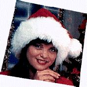 luxury santa hat luxury plush santa hat