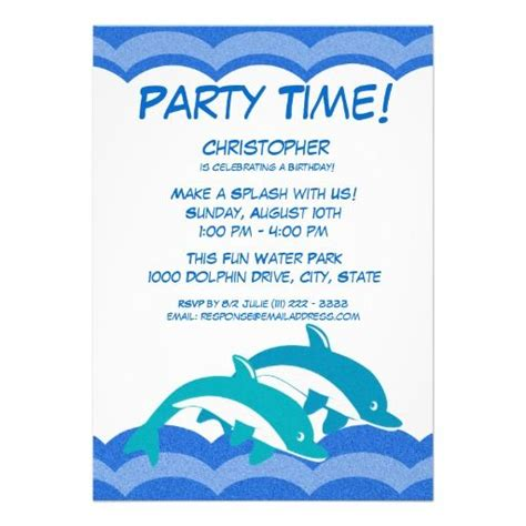 printable birthday cards with dolphins 226 best images about party ideas under the sea dolphin