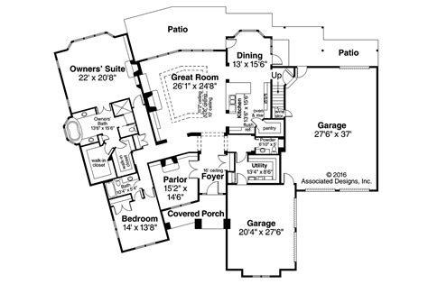 classic floor plans classic house plans huntsville 30 463 associated designs
