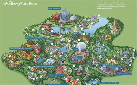 disney resort map disney theme park maps and mpas of disney world resorts car interior design