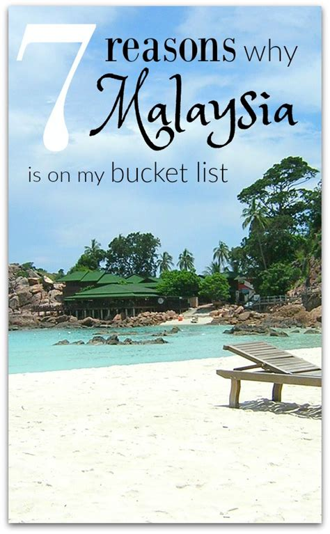 7 Reasons To Go On Vacation To Florida by 7 Reasons Malaysia Is On My List Food