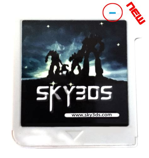 3ds console cheap sky3ds flashcart supporting any 3ds consoles for v11