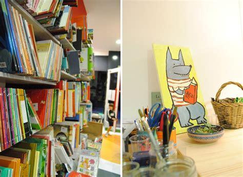 libreria el lobo feroz una librer 237 a infantil y un restaurante al m 225 s puro estilo