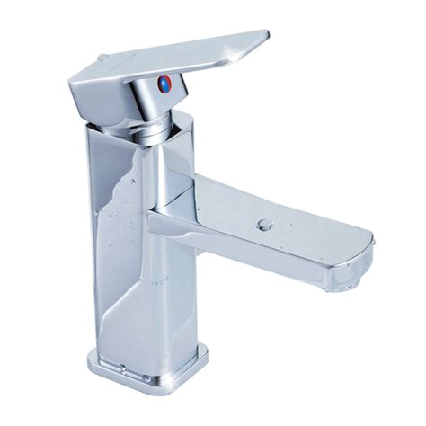 Bathroom Sink Mixer Taps by Modern Style Basin Mixer Tap Single Lever Chrome Bathroom