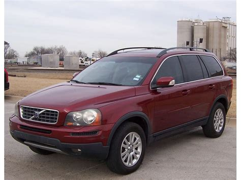 volvo xc90 for sale by owner 2008 volvo xc90 3 2 awd for sale by owner in fort worth