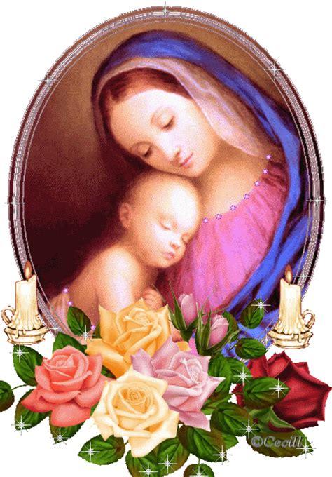 imagenes de la virgen maria con el niño 174 gifs y fondos paz enla tormenta 174 im 193 genes de la virgen