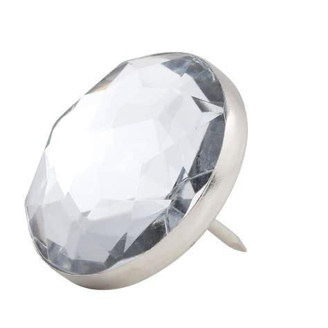 rhinestone upholstery tacks asiahan metal industry trade dxc06 crystal tacks