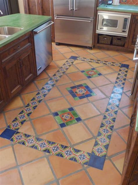 spanish for floor mexican tile floor and decor ideas for your spanish style