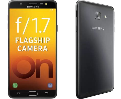 On Maxy by Samsung Galaxy On Max With 5 7 Inch Hd Display And