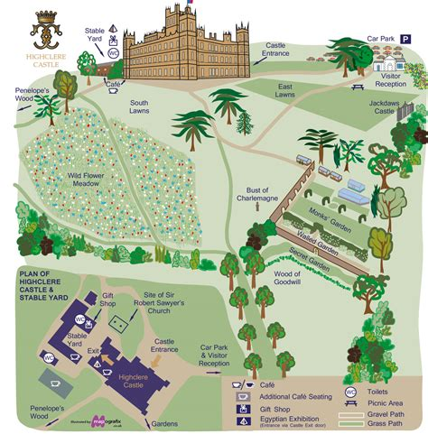 Highclere Castle Floor Plan Planning Your Visit To Highclere Castle Hampshire Berkshire