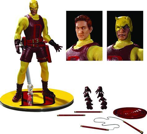 Mezco Toyz One 12 Collective Daredevil mezco one 12 collective daredevil 4colorheroes