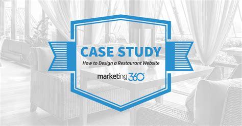 restaurant layout case study case study how to design a restaurant website marketing