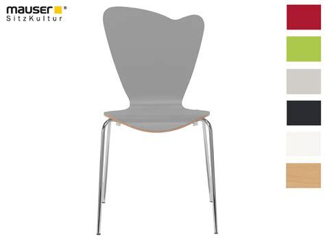 design stuhl grau design stuhl in grau stapelstuhl esszimmerstuhl