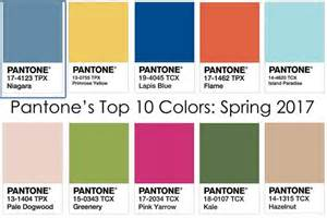 2017 pantone color similiar pantone color forecast 2017 keywords