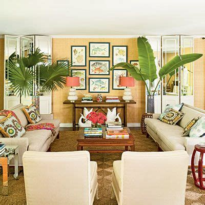 tropical home decor ideas 25 best ideas about tropical living rooms on pinterest