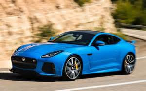 The Jaguar F Type 2016 Jaguar F Type Svr Driven The Fastest Cat Of All