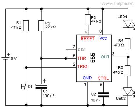 integrated circuit 555 datasheet f alpha net experiment 11 monoflop