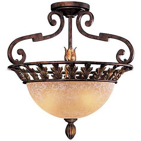 Metropolitan Lighting Fixtures Metropolitan Zaragoza 19 1 2 Quot Wide Ceiling Light Fixture 61308 Ls Plus