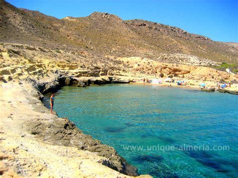 Abandoned Place by El Playazo Beach Rodalquilar Cabo De Gata Nijar