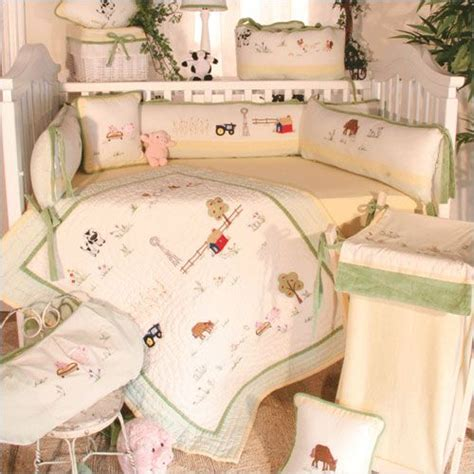 farm crib bedding baby farm animals crib blankets danielle on the farm