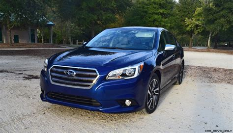 subaru legacy 2 5 i sport 2017 subaru legacy 2 5i sport hd road test review 187 car
