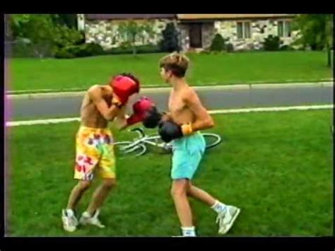 backyard boxing backyard boxing sparring match youtube