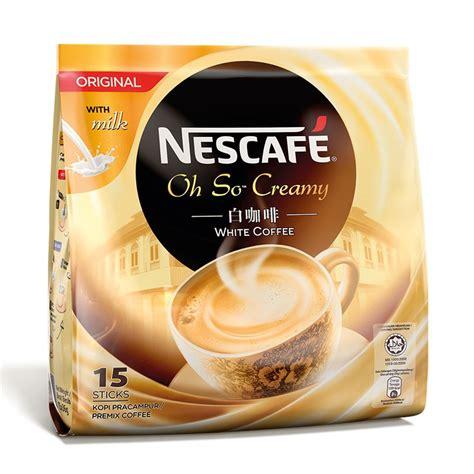 Max Creamer Sachets nescafe cappucino packets 14g 10 ct