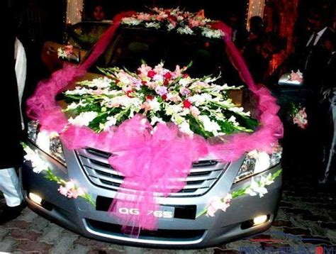 Wedding Car Karachi by Wedding Corporate Events Flower Decor Services
